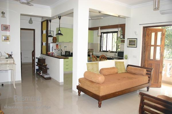 Holiday Home Goa Amelia S Apartment In Varca Interior