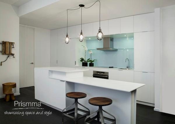 kitchen design with breakfast counter features for a sleek modern kitchen interior design 7990